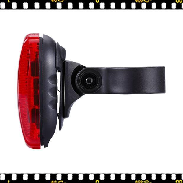 bbb rearlaser elemmel működő hátsó bicikli lámpa
