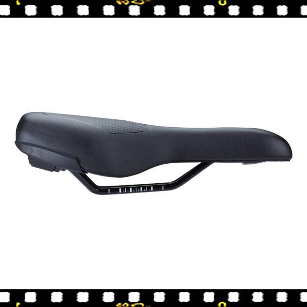bbb sportplus active széles bicikli nyereg oldalról