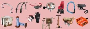 Kerékpáros termékek