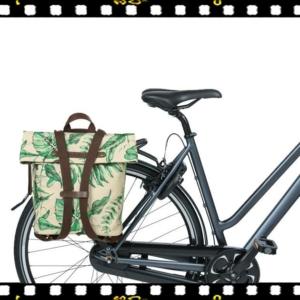 basil ever green homokhéj biciklis hátizsák csomagtartón