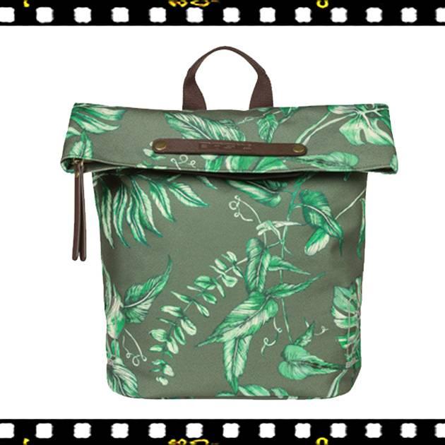 basil ever green kakukkfű zöld biciklis hátizsák