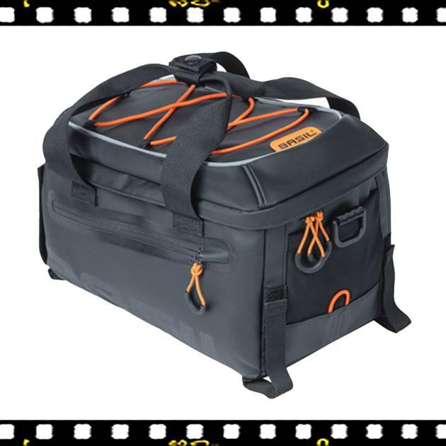 basil miles tarpaulin biciklis csomagtartó táska