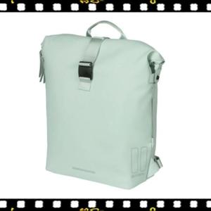 basil soho pasztel zöld biciklis hátizsák