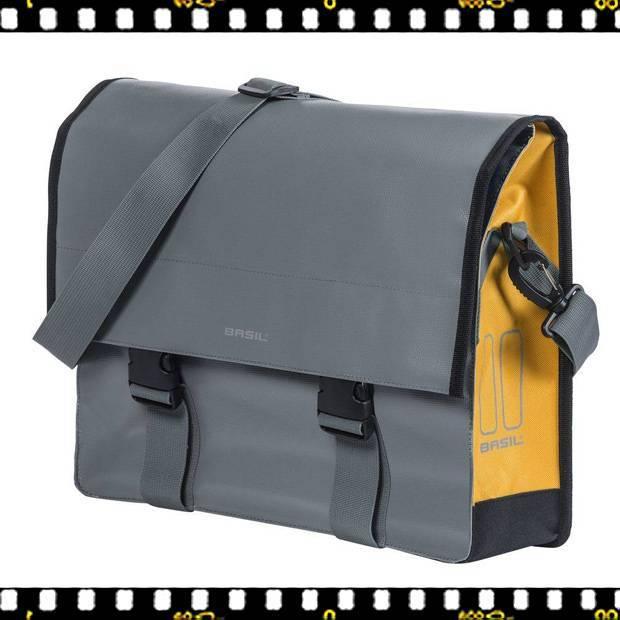 basil urban load messenger egyoldalas biciklis táska