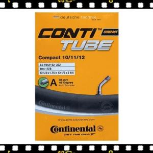 continental compact 10/11/12 autó szelepes bicikli belső