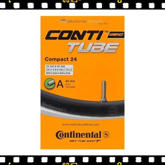 continental compact 24 autó szelepes bicikli belső
