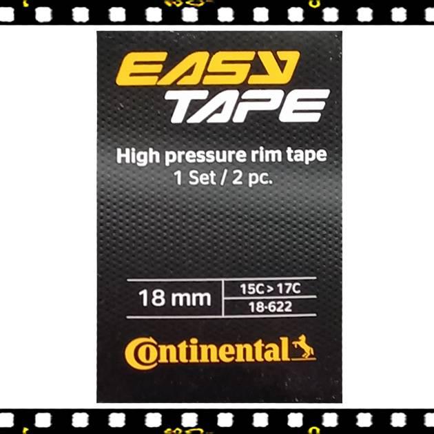 continental easy tape 18mm széles belsővédőszalag 18as kerékhez