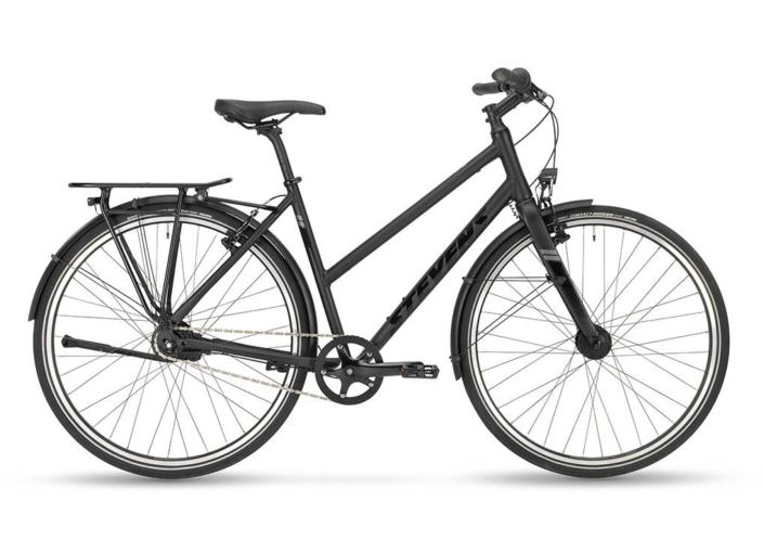 stevens city flight női városi kerékpár 50-es vázmérettel