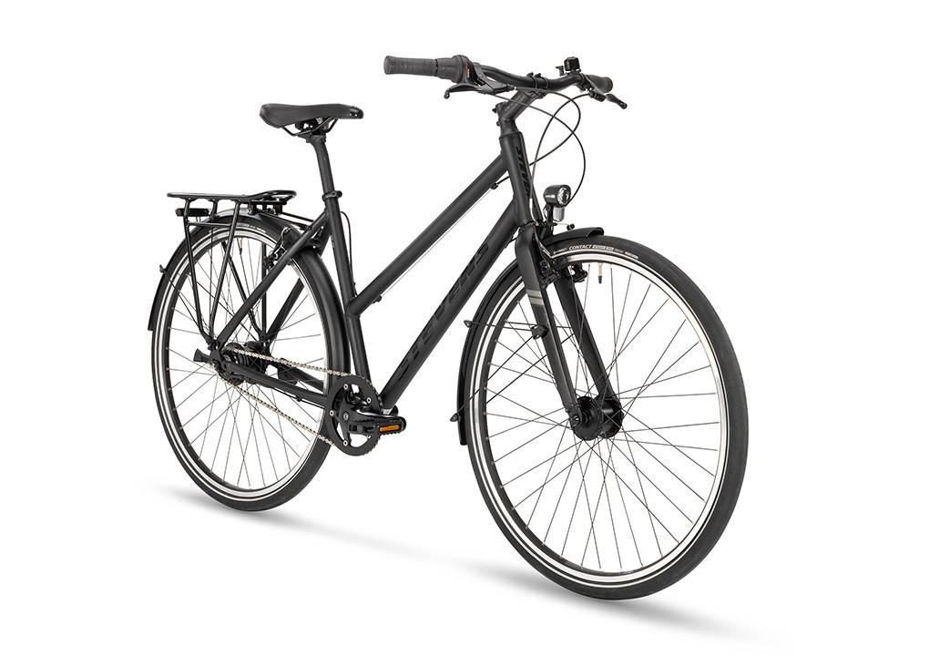 stevens city flight női városi kerékpár