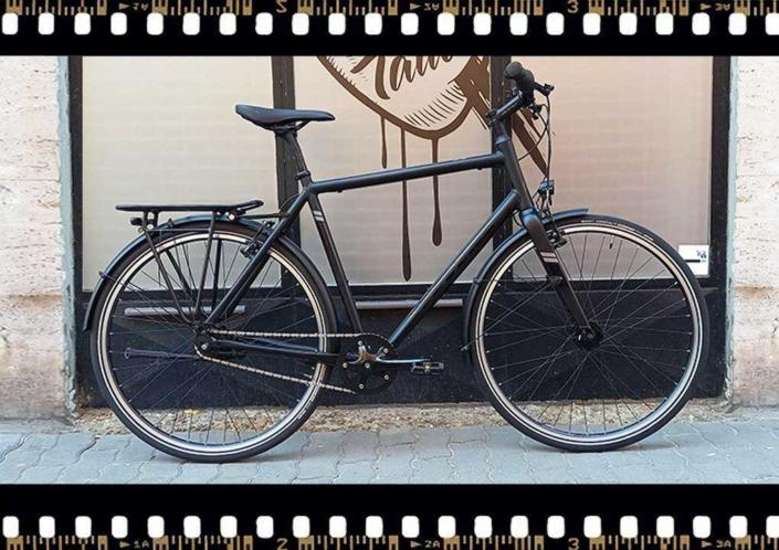 stevens city flight férfi városi kerékpár