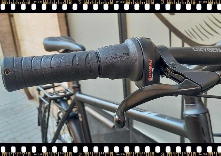 stevens city flight férfi városi kerékpár shimano nexus váltóval