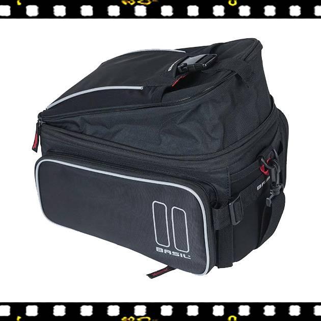 basil sport design biciklis csomagtartó táska