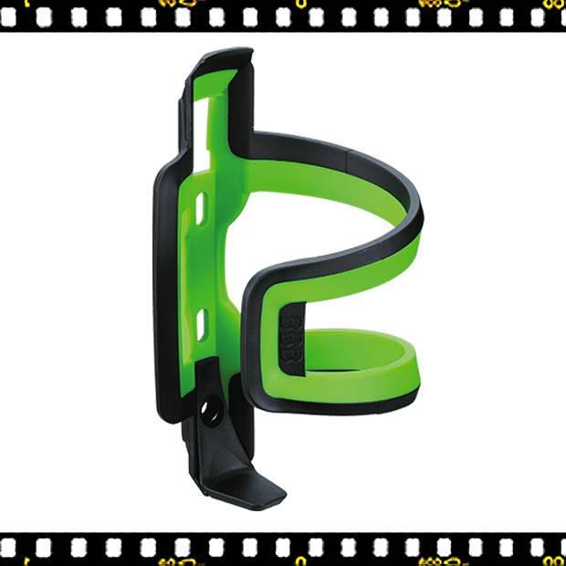bbb dualattack zöld biciklis kulacstartó