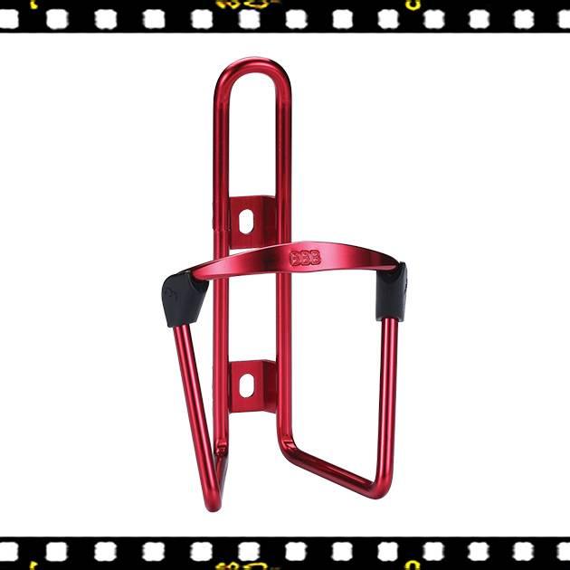 bbb fueltank biciklis kulacstartó eloxált piros színben