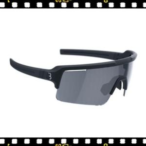 bbb fuse matt fekete biciklis szemüveg