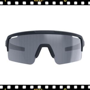 bbb fuse matt fekete biciklis szemüveg elölről