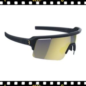 bbb fuse matt fekete biciklis szemüveg mlc lencsékkel