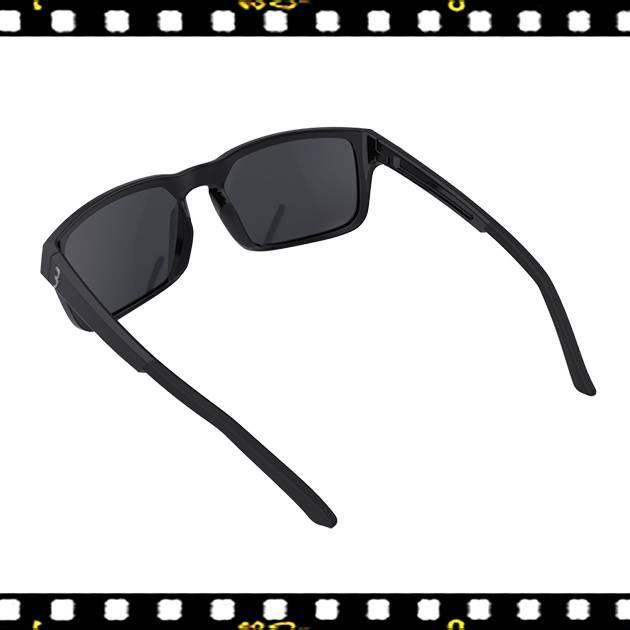 bbb spectre matt fekete biciklis szemüveg hátulról