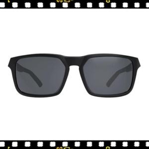 bbb spectre matt fekete biciklis szemüveg elölről