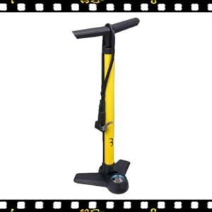 bbb airboots sárga álló kerékpár pumpa