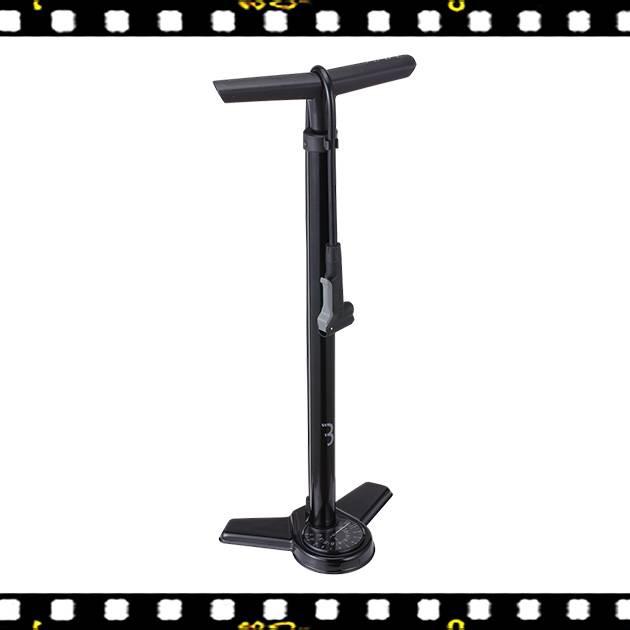 bbb airsteel fekete álló kerékpár pumpa