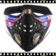 respro cinqro kerékpáros maszk szűrővel
