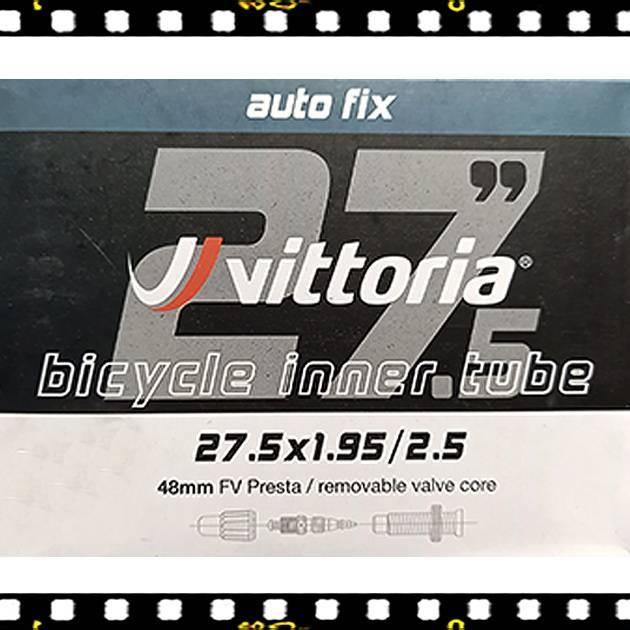 vittoria autofix 27-es külsőhöz presta szelepes bicikli belső