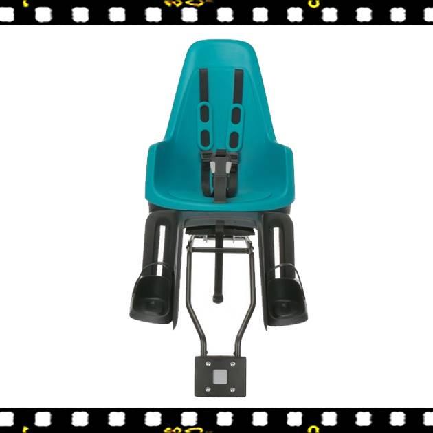 bobike one maxi hátsó gyerekülés kék színben elölről